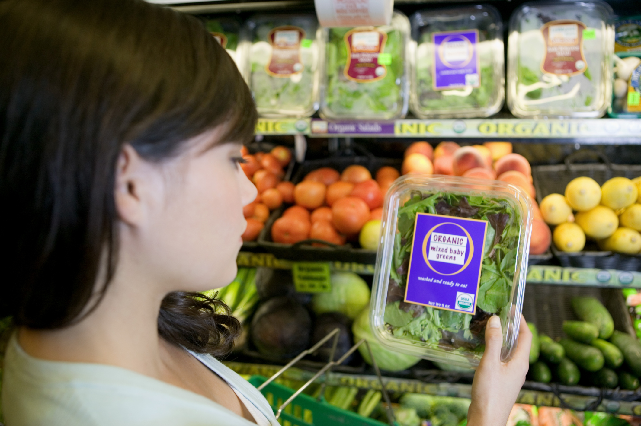 Organic Food What Is An Organic Label Really Worth Reuters Events Sustainable Business